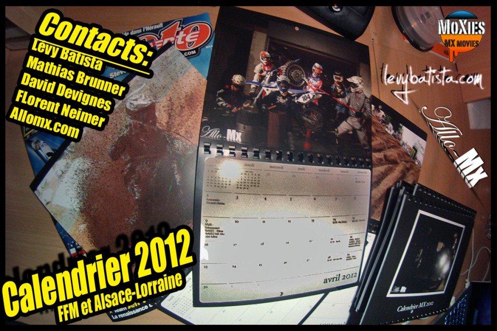 Calendrier 2012 à vendre calendrier-2012-1024x682
